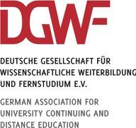 DGWF - Deutsche Gesellschaft für Wissenschaftliche Weiterbildung und Fernstudium e.V.